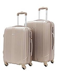 Set de 2 valises Moyennes et cabine