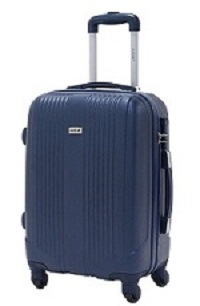 Valise cabine pas cher 55cm - Trolley ALISTAIR Airo - ABS