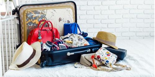 bagage pas cher valise déborde - Copie