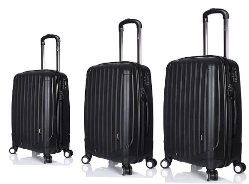 Set de valise luggageX 77 pas cher