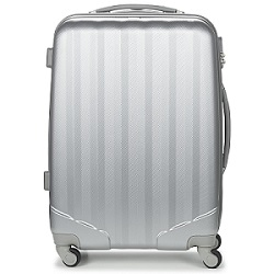 Valise DAVID JONES BA-1011 Silver 66 cm