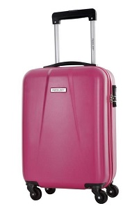 Valise Travel One CLANE Fuchsia