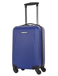 Valise Travel One Low-Cost - AGAIN BLEU