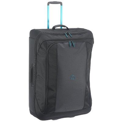delsey paris vincennes valise 2r 81 cm 141 l noir grande valise pas cher set valise. Black Bedroom Furniture Sets. Home Design Ideas