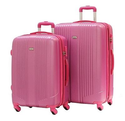 set 2 valises moyenne et grande alistair airo abs grande valise pas cher set valise. Black Bedroom Furniture Sets. Home Design Ideas