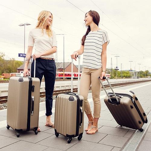 choisir une grande valise pas cher
