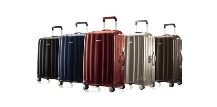 choisir valise cabine Samsonite